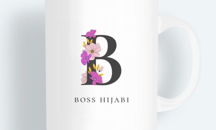 Boss Hijabi Mug