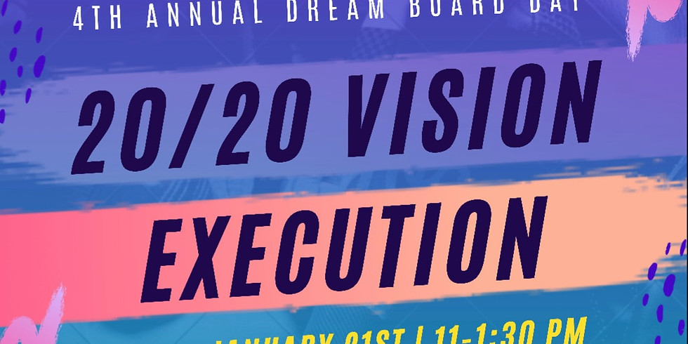 20/20 Vision Execution Event