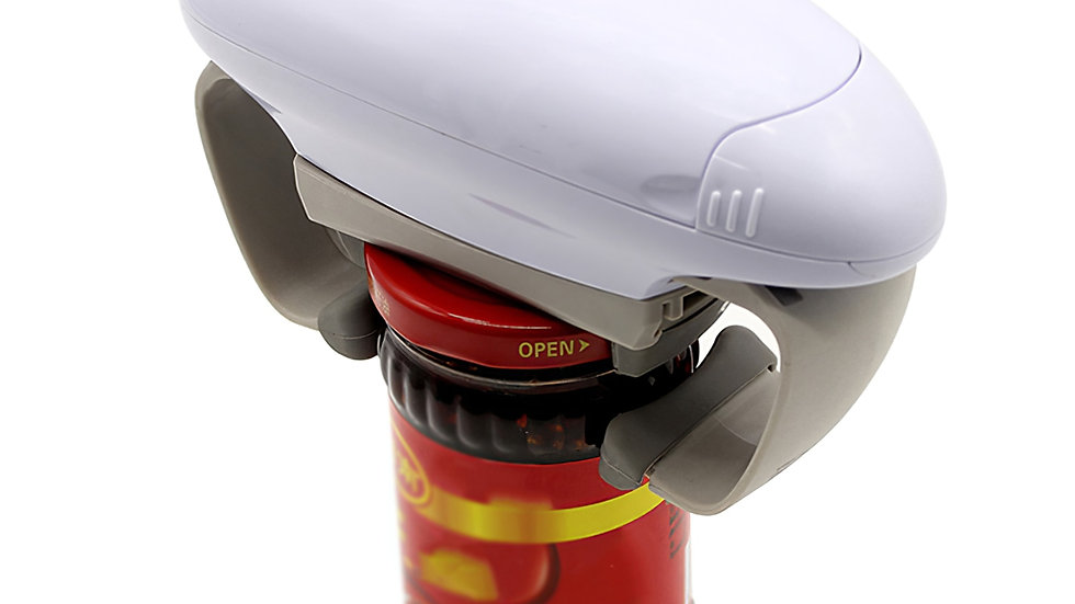 Electric Can Opener Automatic Restaurant Bottle Opener Battery Operated Handheld