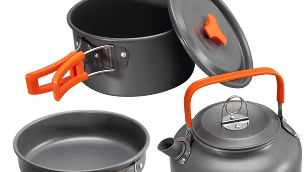 Camping Cookware Set/ Tableware Equipment Camping Equipment Camping Cookware