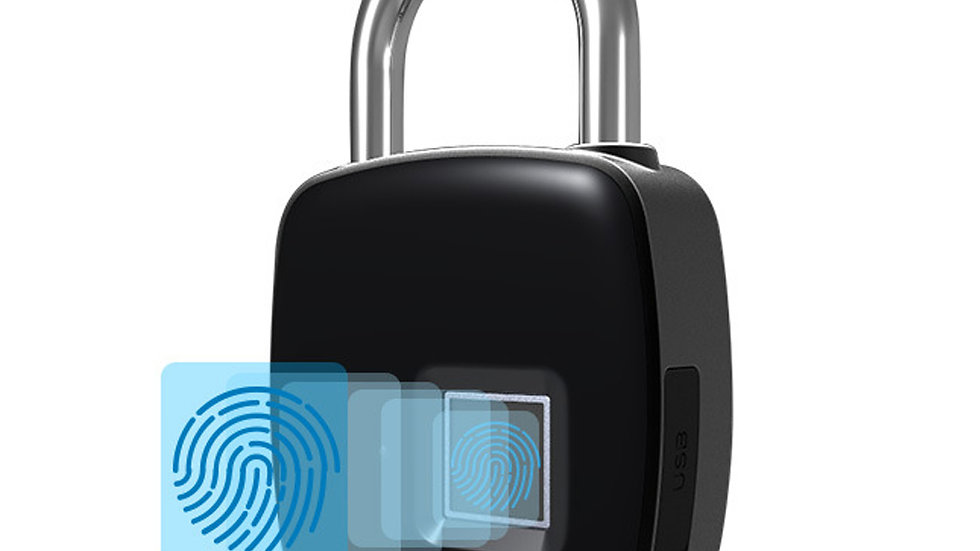 Mini Portable Anti-Theft and Waterproof Intelligent Biometric Fingerprint Cabine
