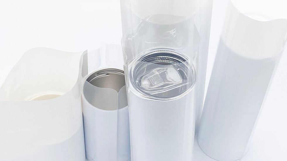 SUB150290100-1 PET Shrink Wrap Clear Sublimation Heat Transfer Printing Thermal