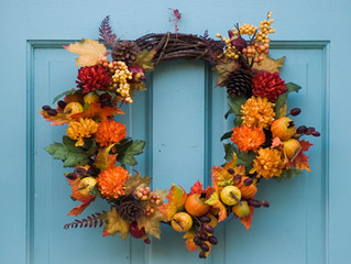 Decorating For Fall & Winter