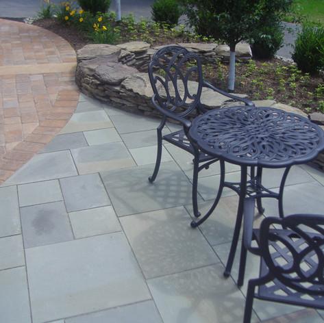 Residential Patio - Nurney Landscape & Design