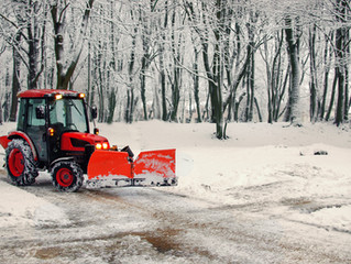 Snow Removal With Nurney