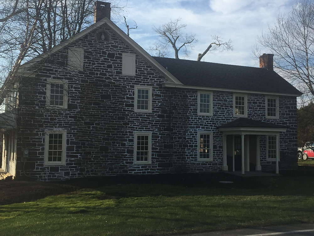 Restoring Bucks County History - Nurney Headquarters