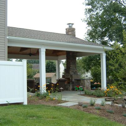 Outdoor Living Spaces - Nurney Landscape & Design
