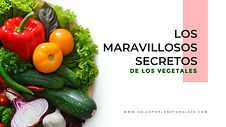 Los maravillosos secretos de los vegetal