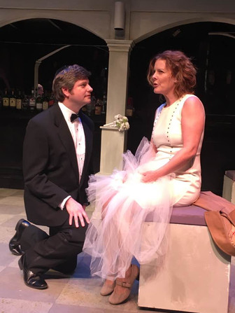 Company at the Philipstown Depot Theatre
