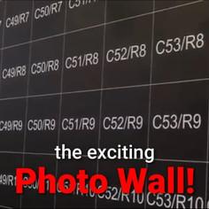 Photo Wall presentation video
