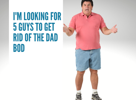 How Your Dad Bod Affects Your Children's Health
