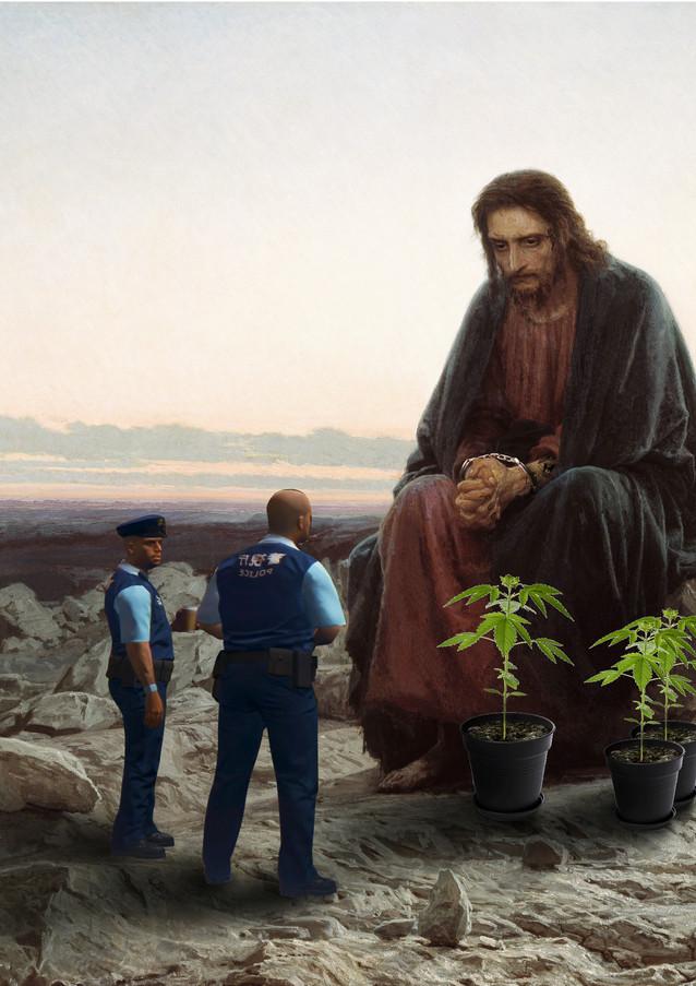 Under arrested