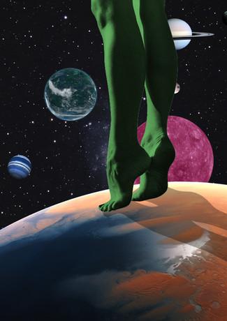Coming of green man