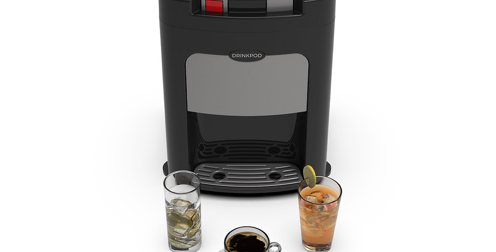 Drinkpod Elite 5 Series Countertop Water Cooler -  Ultra+3 Advanced Purification