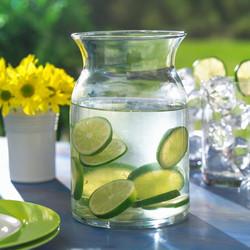 lemonades, limeades, and infused