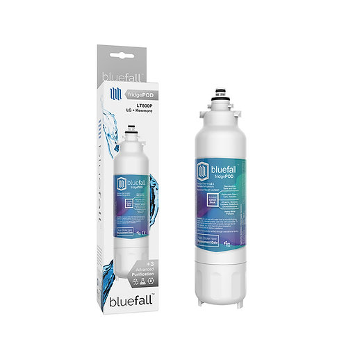 LG LT800P & Kenmore 46-9490 Refrigerator Water Filter- Compatible by Bluefall