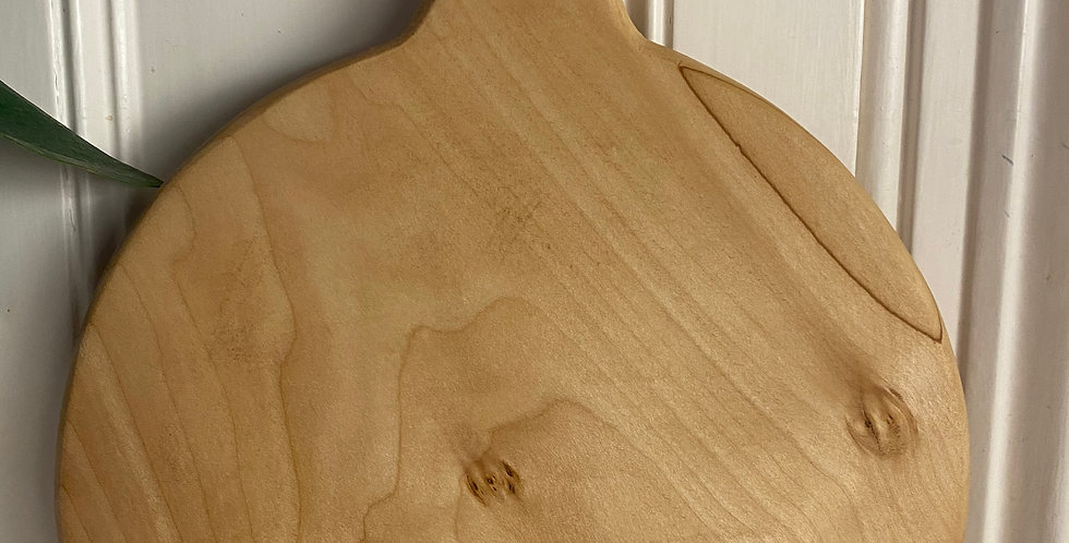 English Lime round board 27cm