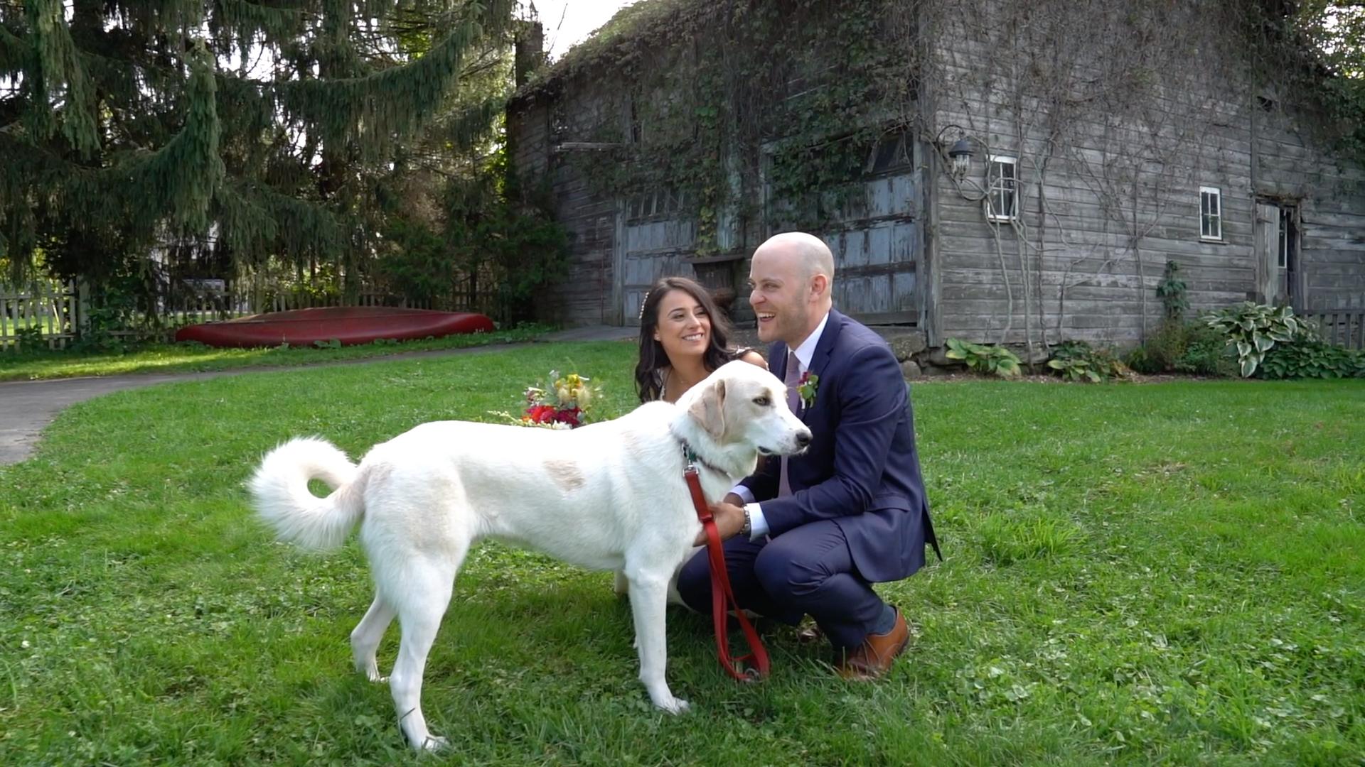 Ben & Alex Wedding Video