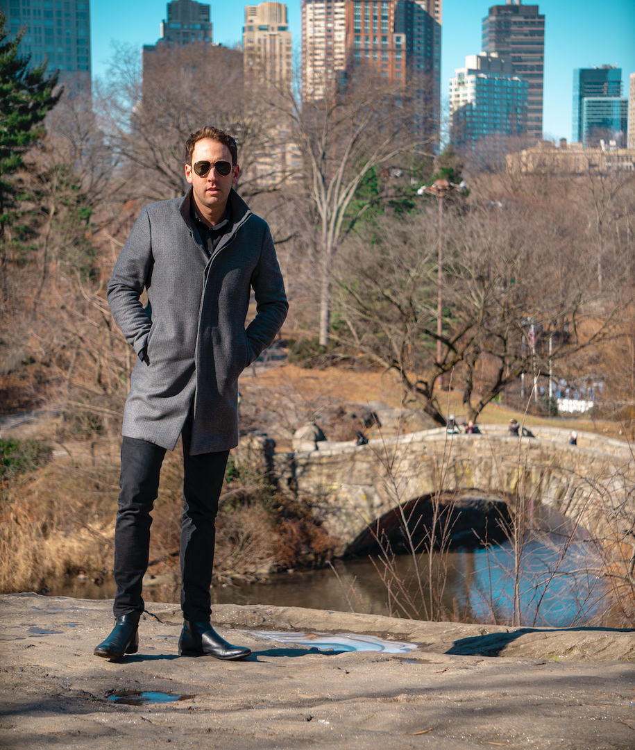 Keir Weimer Life Style Photo Shoot