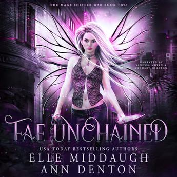 Elle Middaugh.The Mage Shifter War.Fae U