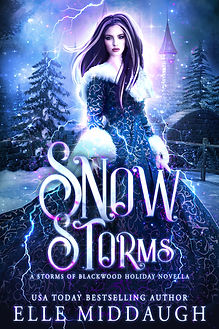 Storms of Blackwood - 3.5 - Snow Storms
