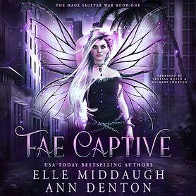 Elle Middaugh.The Mage Shifter War.Fae C