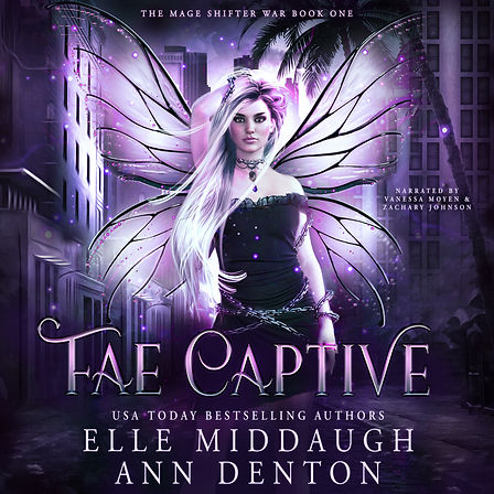 Elle Middaugh.The Mage Shifter War.Fae C