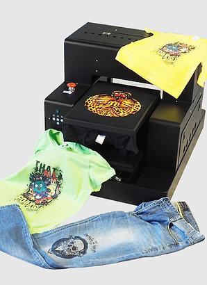 Full Automatic A3 T-shirt Printer DTG Printer