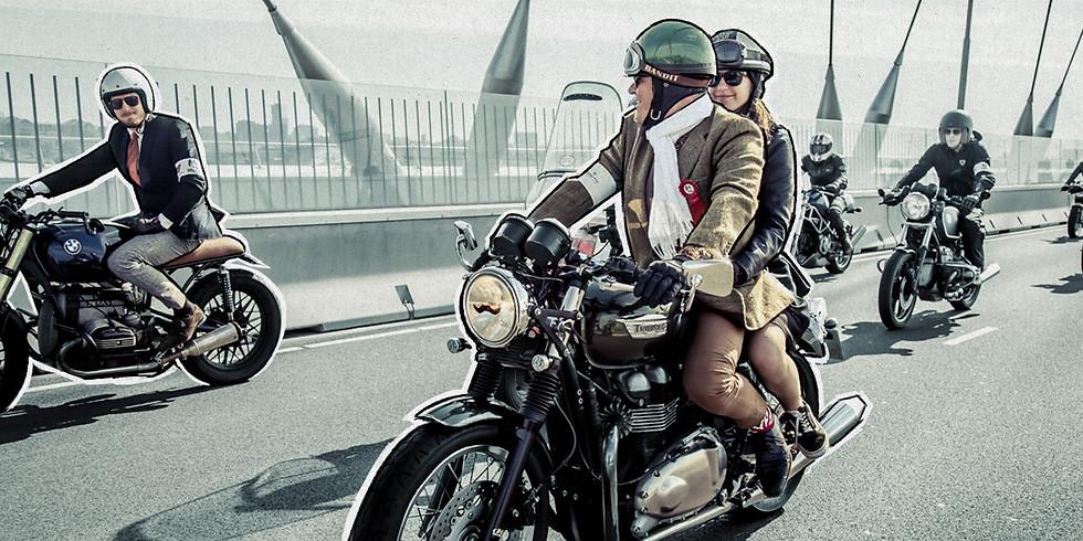 Distinguished Gentleman's Ride [PRW Group]