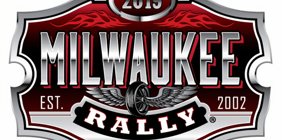 Milwaukee Rally 2019 [PRW Group]