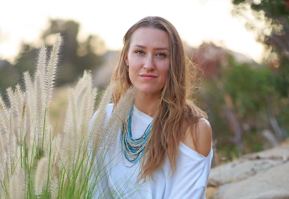Meditation instructor Azlynn Berry