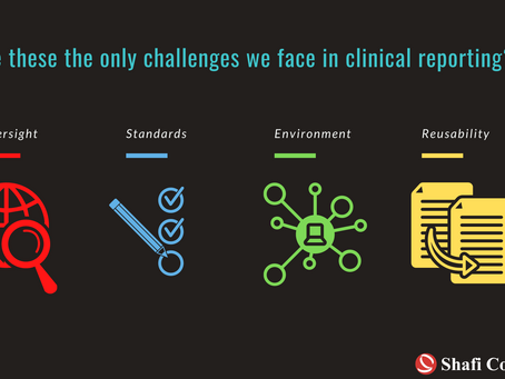 Are these the only challenges we face in reporting clinical trials?