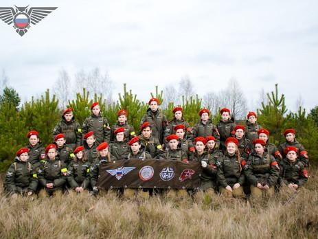 Мы приступили к набору в партизанский отряд №52-001