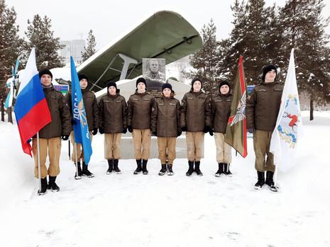 23 января в парке Победы г.Н.Новгород