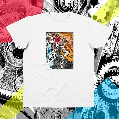 """Illustration 12"" su t-shirt unisex"