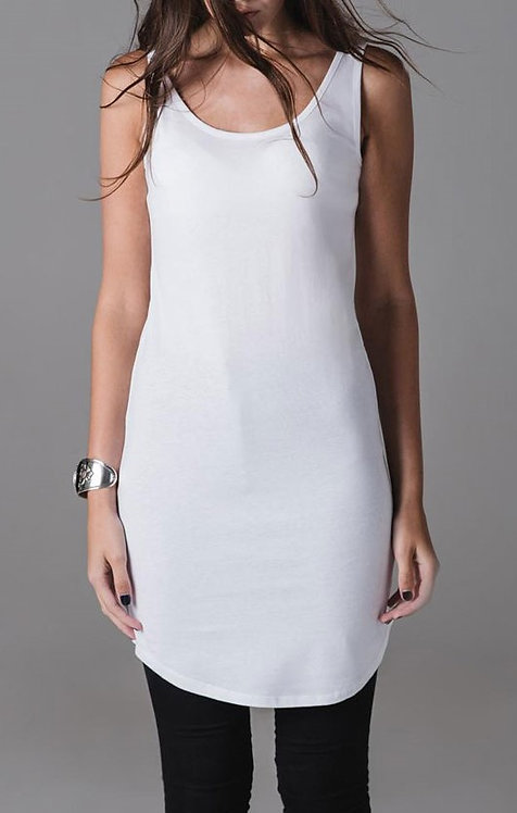 Woman - DRESS - Black / White