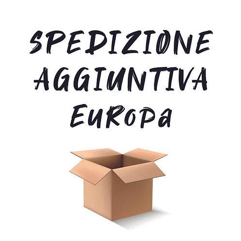 SPEDIZIONE AGGIUNTIVA - Europa