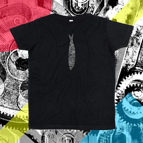 """SARDINHA 31"" su t-shirt unisex"