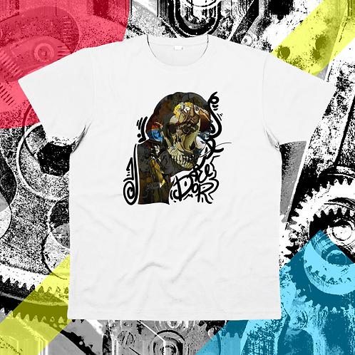 """SALVADOR DALI'"" su t-shirt unisex"