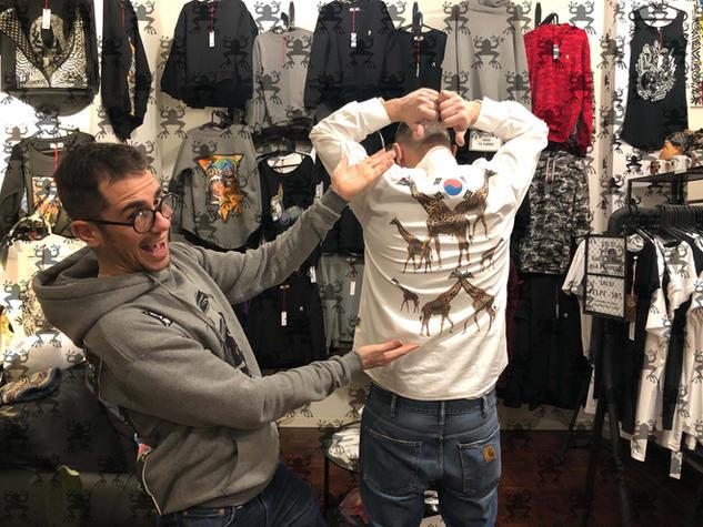 Stampa la tua camicia - CrackPot Bologna