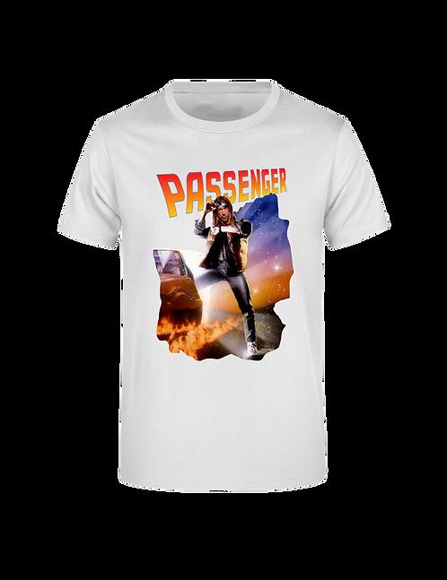 """""""PASSENGER"""" on BASIC white and black"""
