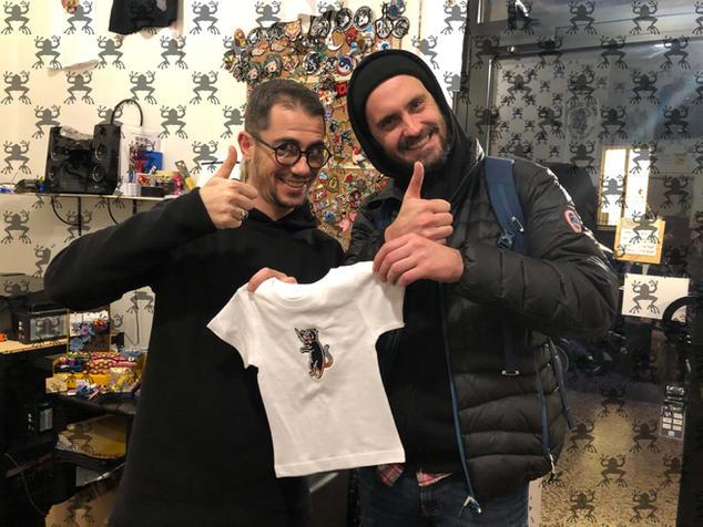 T-shirt e felpe per i più piccoli - CrackPot Bologna