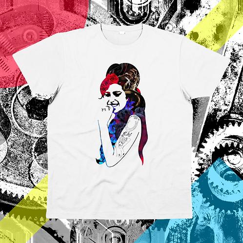 """AMY"" su t-shirt unisex"
