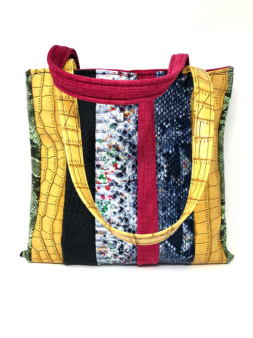 """MULTICOLOUR BAG"""