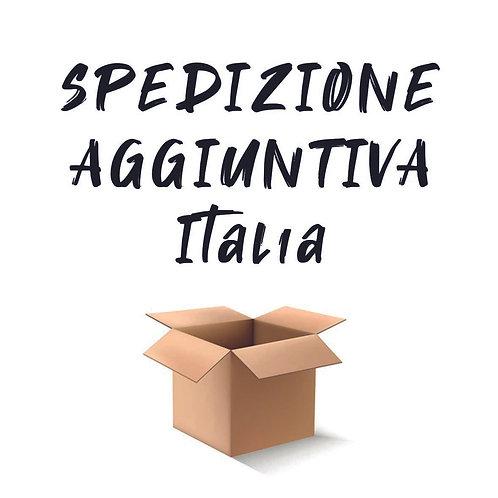SPEDIZIONE AGGIUNTIVA - Italia