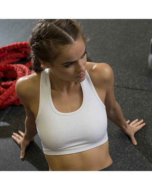 Woman - SPORTS CROP TOP