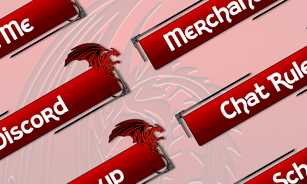 RedDragon Panels