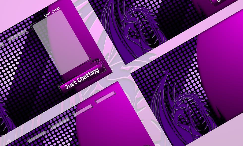 PurpleDragon Screens