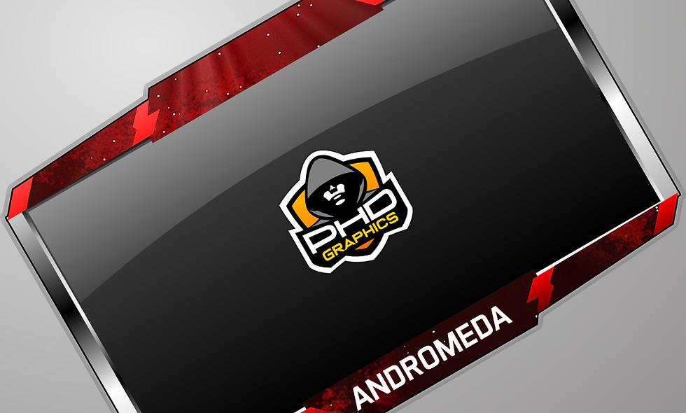 Andromeda Cam Frame