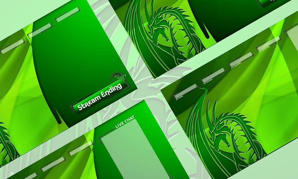 GreenDragon Screens